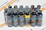 Auto-Air Colors 2oz Candy2o Complete Master set Custom airbrush candy paints. by SprayGunner