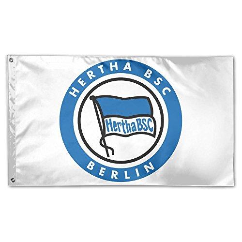 VCU Hertha BSC Football Club House Flag Garden Flag Yard Banner Garden Flag 3