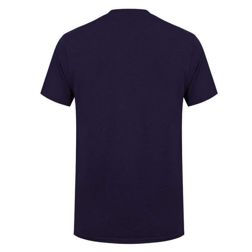 Karinao Modell Herren Poloshirt Kurzarm Schwarz Klassisches Basic T-Shir hochwertigem Single Jersey Stoff Sweatshirt Kurzarmshirt blusen Tops Streetwear