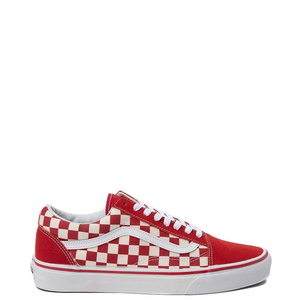 a7188e1cce Vans VN-0A38G1POS: Old Skool Unisex (Primary Checkered) Black/White Tenis  (13 D(M) US Mens / 14.5 B(M) US Womens): Amazon.com.mx: Ropa, Zapatos y  Accesorios