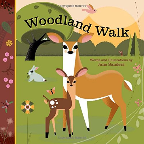 Woodland Walk: A Whispering Words Book