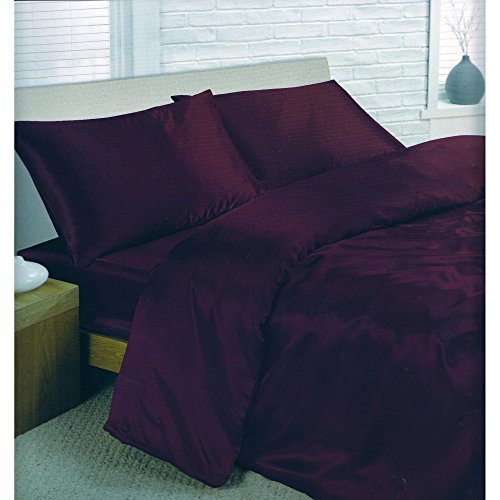 Charisma Satin Bedding Set
