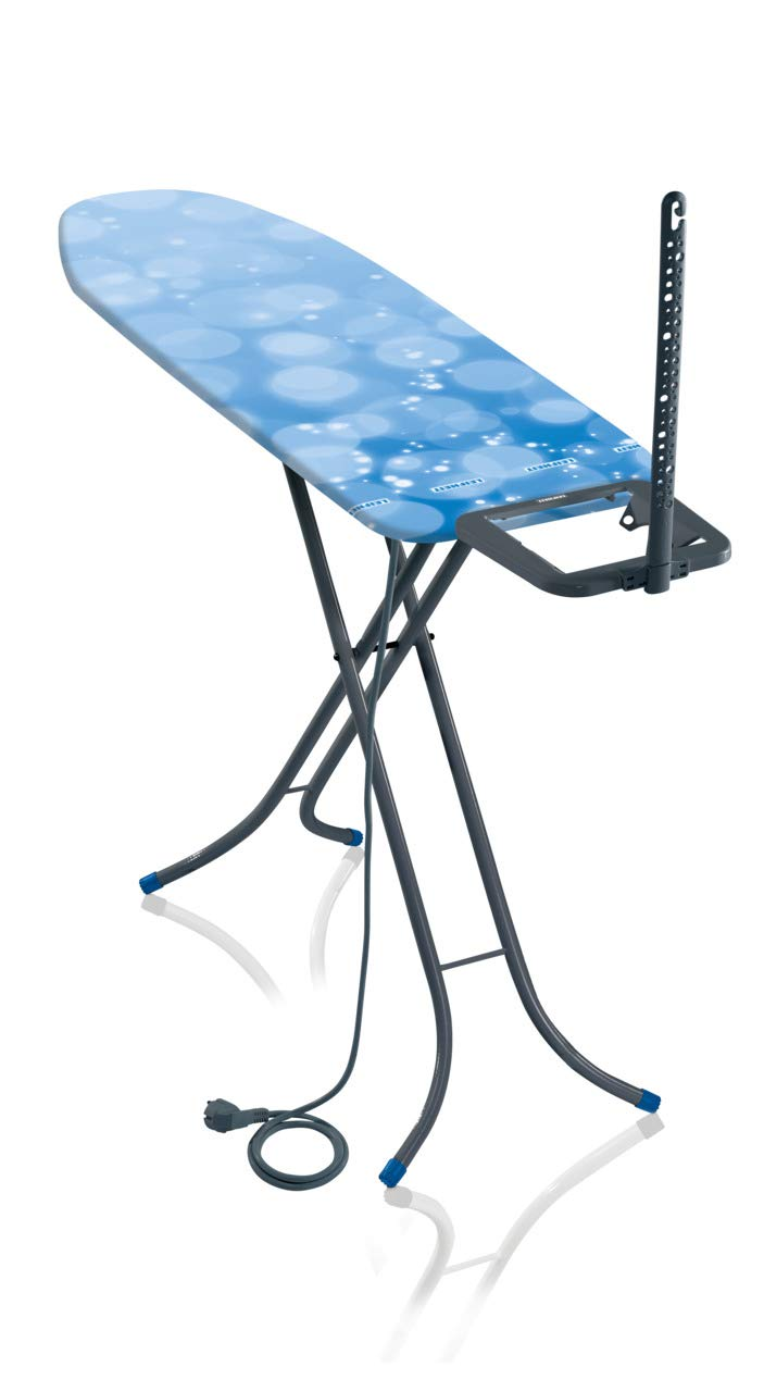 Leifheit Classic M Basic Plus Table A Repasser Gris 72440
