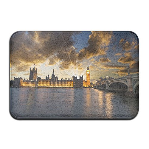 Skkoka Super Absorbent Mat Interior And Exterior Decorative Carpet Doormat Bathroom 40x60 (About All You Westminster)