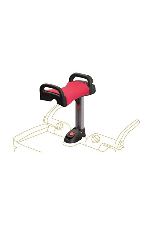 Lascal Buggy Board Asiento Saddle Red - Asiento para plataforma