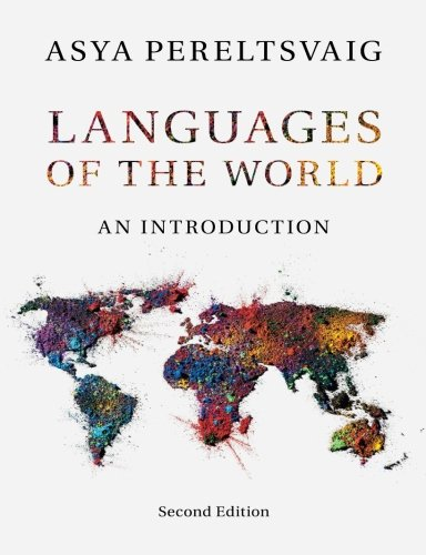 Languages of the World: An Introduction by CAMBRIDGE UNIVERSITY PRESS