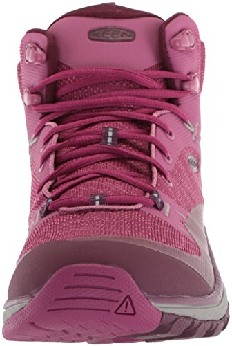 Grape KEEN Women's Wine Terradora Mid Hiking Shoe Waterproof Boysenberry RqgSTFcOqZ