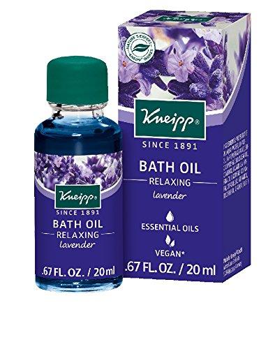Kneipp Bath Oil, Relaxing, Lavender, 20 ()