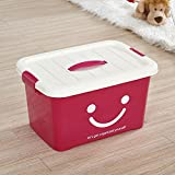 Best Better Homes & Gardens Outdoor Benches - Hand-held in plastic storage box clothes toys storage Review