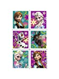 Frozen Stickers (4 sheets)