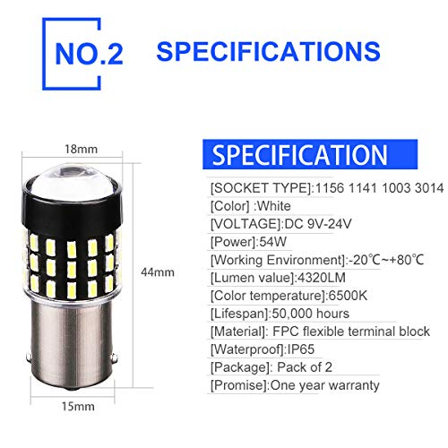 Buy canbus 1156 smd