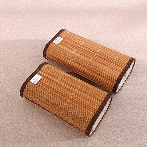 LACMY - Cojín Cervical Trenzado del Tanque de bambú de ...