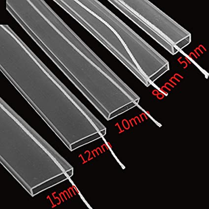 Amazon com: 10M Silicon Tube 5mm/8mm/10mm/12mm/15mm for