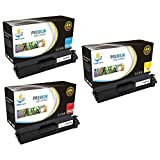 Catch Supplies Replacement TN336 High Yield Toner Cartridge 3 Pack Color Set for the Brother TN-336 series|1 TN336C, 1 TN336M, 1 TN336Y| compatible with the HL-L8250, HL-L8350, MFC-L8600, MFC-L8850