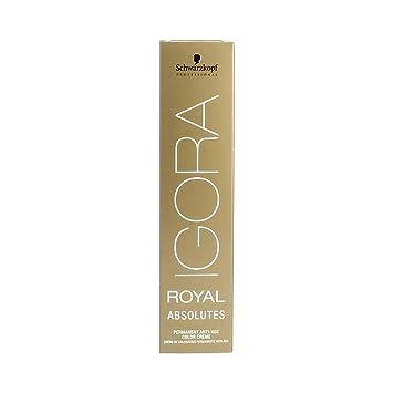 Igora Royal Absolutes Age Blend Par Déclinaisons 6 460 Blond