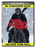 Buy War for the Planet of the Apes (DVD + Digital HD)