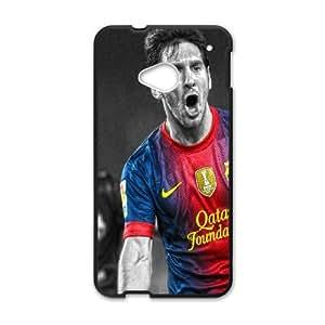 HTC One M7 Phone Case Lionel Messi W9L35869
