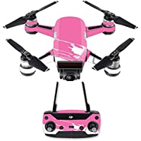 Skin for DJI Spark Mini Drone Combo - Pink Paint Roller| MightySkins Protective, Durable, and Unique Vinyl Decal wrap cover | Easy To Apply, Remove, and Change Styles | Made in the USA