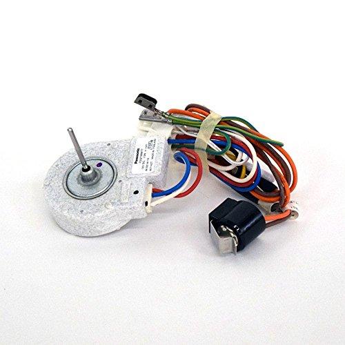 Whirlpool W10514110 Refrigerator Evaporator Fan and Temperature Sensor Assembly Genuine Original Equipment Manufacturer (OEM) Part -