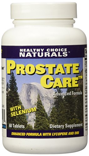 Prostate Care Prostate Support Formula- Relieves Bothersome Prostate Symptoms - All Natural Formula - 60 Count