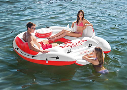Buy inflatable party island