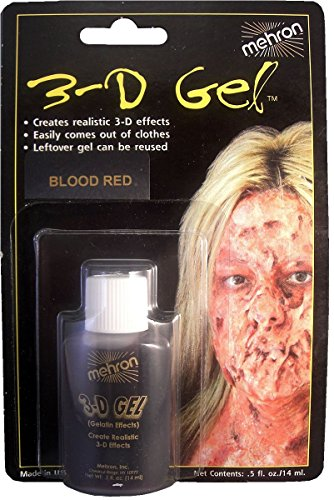 142 (.5oz, Blood) 3D-GEL