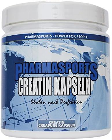 Pharmasports Creatin 400 Kapseln Kreatin Creapure Big Dose