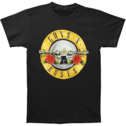 Guns N Roses - Bullet Logo T-Shirt Size M