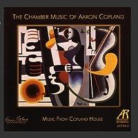 La música de cámara de Aaron Copland