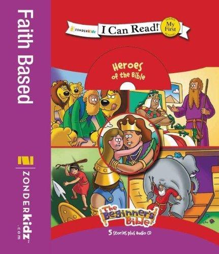Heroes of the Bible (I Can Read! / The Beginner's Bible) (Har/Com) [Hardcover] ebook