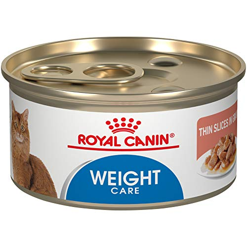Royal Canin Feline Care Nutrition Ultra Light Canned Cat Food (Packaging May Vary)