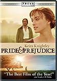 Pride & Prejudice (Widescreen) (Version française)