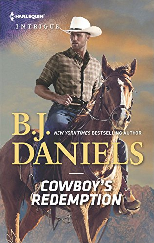 Cowboy's Redemption (The Montana Cahills)