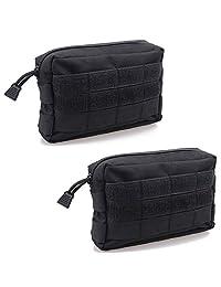 XTACER Tactical Modular MOLLE Small Utility Pouch EDC Bag