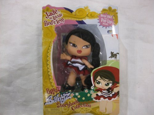 Bratz Babyz Storybook Collection Jade in Little Red's - Babyz Storybook Bratz