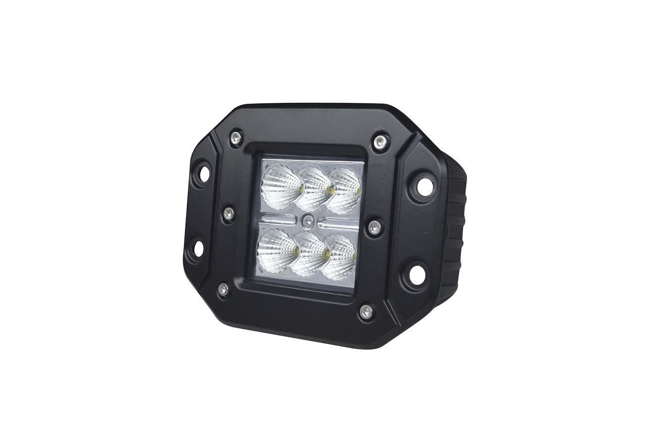 Amazoncom 6KLED C418 Flush mount Off Road Lighting 18w Cree