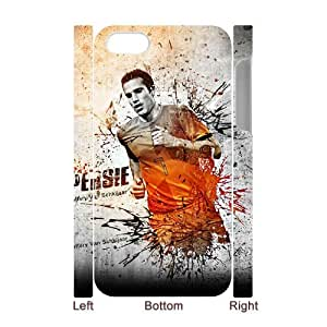 LP-LG Phone Case Of Robin van Persie For Iphone 5C [Pattern-1]