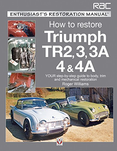4 & 4A - Enthusiast's Restoration Manual (Enthusiast's Restoration Manual series) (Enthusiasts Restoration Manual)