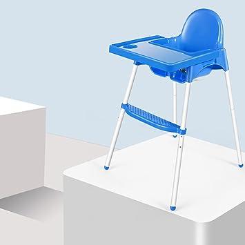 Tapis de Protection pour Chaise Haute Multifonction Anti-d/érapant pour b/éb/é