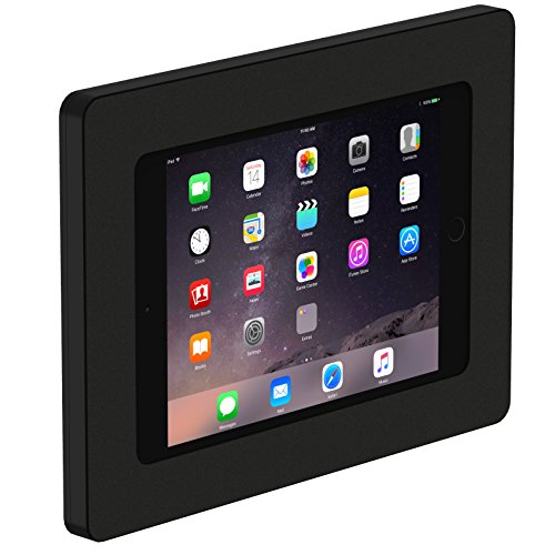VidaMount VESA iPad Mini Enclosure - Black by VidaBox Kiosks