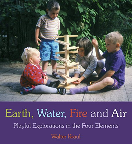 Earth, Water, Fire and Air: Playful Explorations in the Four - Earth Air