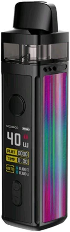 Imagen deVINCI Mod Pod Kit, Original VOOPOO VINCI Mod Pod Vape Kit E-cig con 1500mAh Battery & 5.5ml Pod & 0.96 inch TFT Color Screen