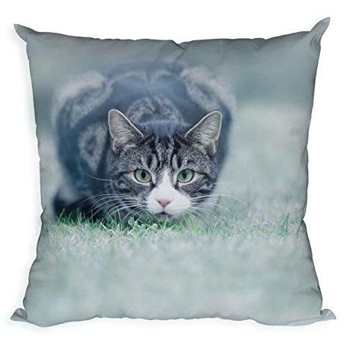 Funda de almohada para silla de cama, diseño de animales y ...