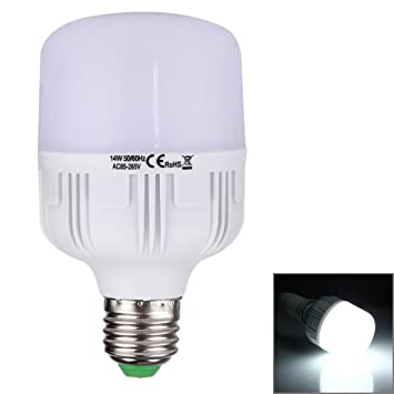 Bombillas , E27 14W 36 LED SMD2835 1200 LM ahorro de energía impermeable a prueba de