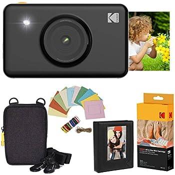Amazon Com Kodak Mini Shot 2 In 1 Wireless Instant Digital Camera