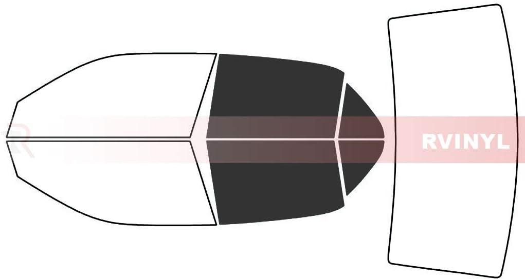 20/% Rtint Window Tint Kit for Chrysler 300 2011-2019 Back Kit