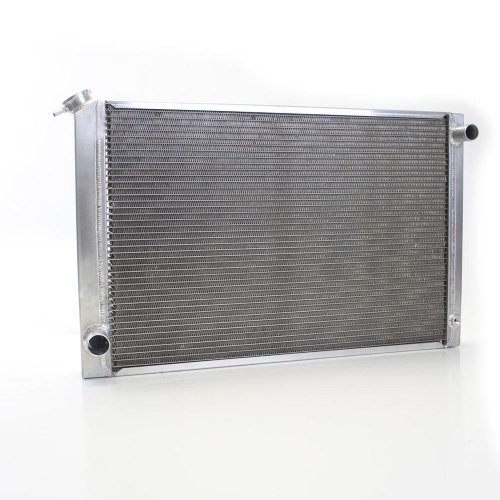 Griffin Radiator 8-00165 Dominator Series Universal Fit Cross Flow Radiator for 79-93 Mustang