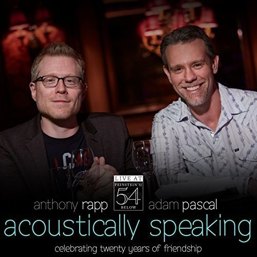 Acoustically Speaking - Live at Feinstein's / 54 Below by Broadway Records