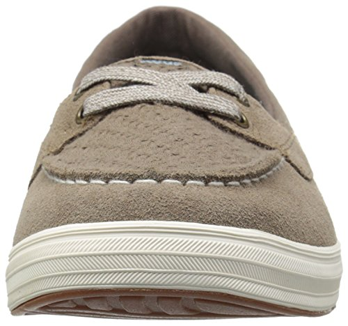 Keds Women's Glimmer Slip-On Boat Shoe Walnut Suede outlet 2014 newest low price cheap online choice for sale cheap genuine buy cheap 2015 QdKN9Eawis