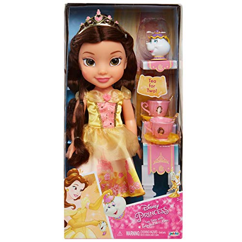 Big Party Store (JP Disney Princess Toddler Playset Tea Time Set with 14